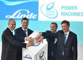 Power Machines y Linde Group pusieron en marcha una producción nueva de equipos de intercambio de calor