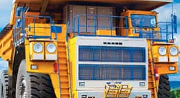 Power Machines for BELAZ company